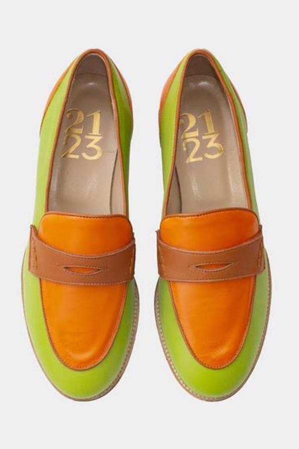 Multicolor Orange