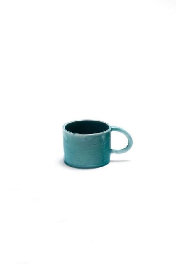 Tazza Mug Azzurra