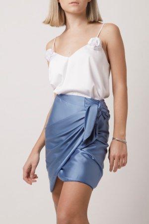 Gonna Mama Skirt Azzurra