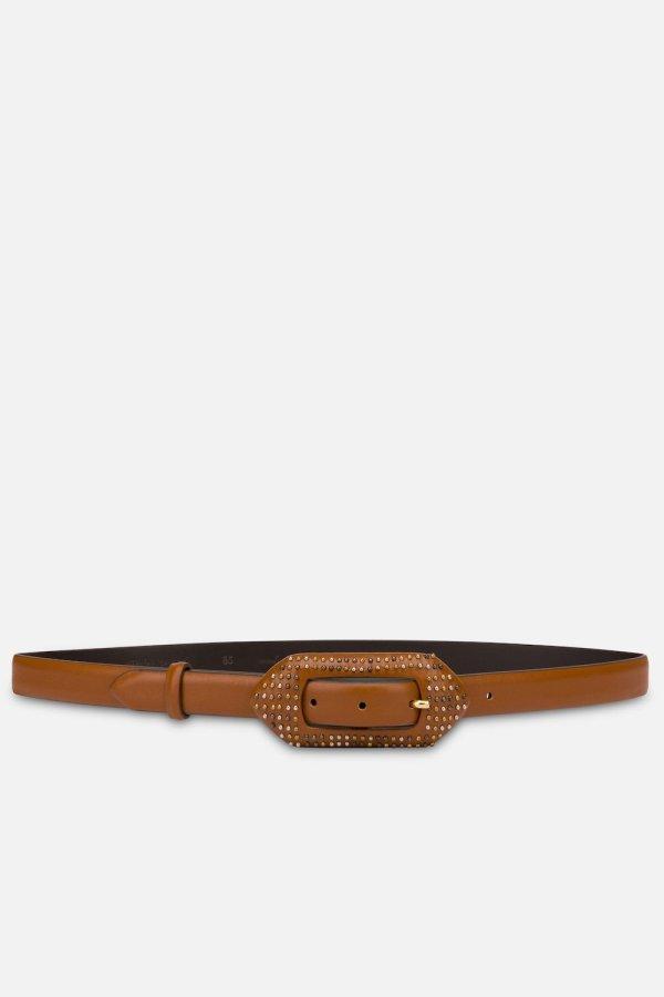 Cintura Maddalena Cuoio