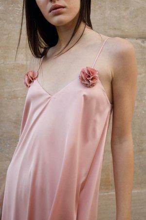 Bloom Dress Rosa