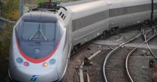 De trem pela Itália