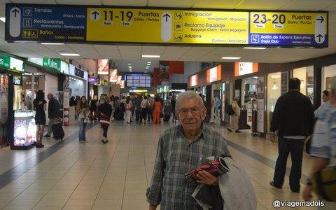 Nosso avô no terminal