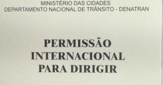 Permissão Internacional para Dirigir (PID) passo a passo