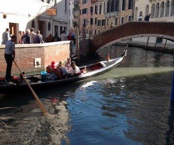 Ah... Veneza!