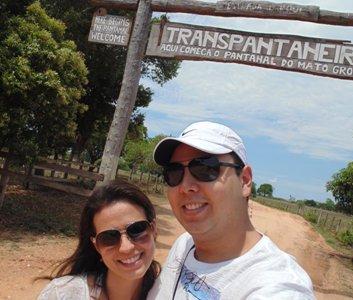 Entrada: Transpantaneira
