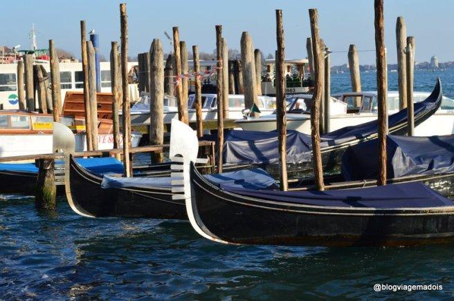 Os barcos