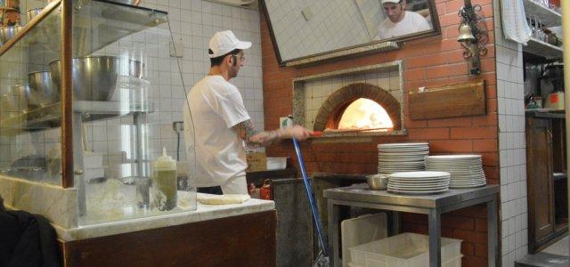 Pizza a lenha