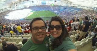 Viagem a dois na Copa