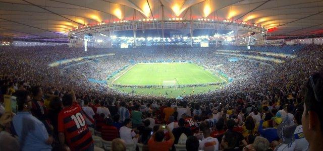 Final da Copa do Mundo no Maracanã