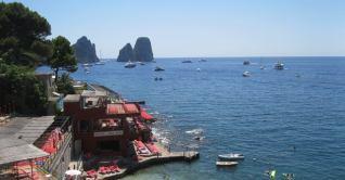 Um dia em Capri