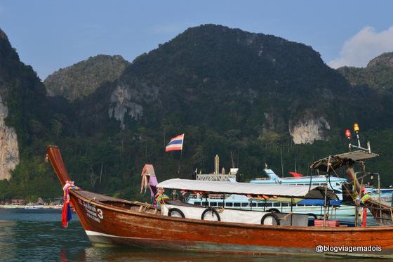 Como ir de Bangkok para Koh Phi Phi