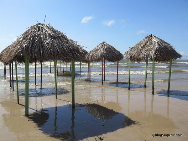 Praia da Barra Velha - Ilha do Marajó