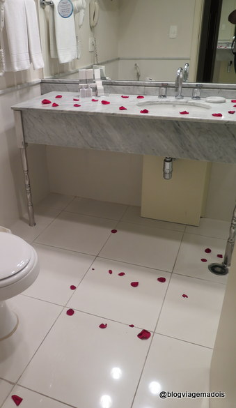 Intercity Hotel romântico