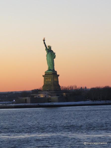 ver a estátua da liberdade grátis