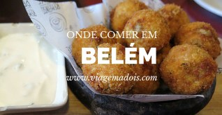 Onde comer em Belém