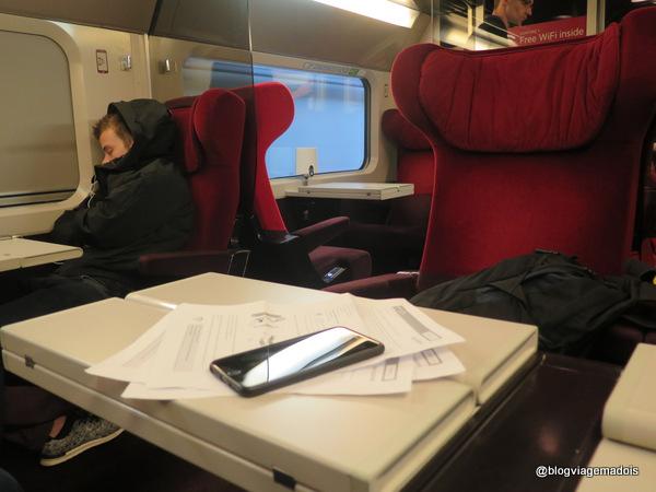 Como ir de Amsterdã para Bruxelas
