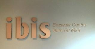 Onde se hospedar em Bruxelas – Ibis Brussels Centre Gare Midi