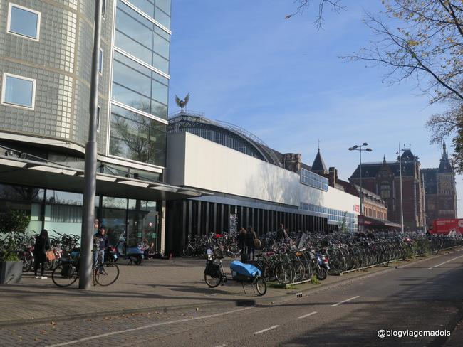 Onde se hospedar em Amsterdam