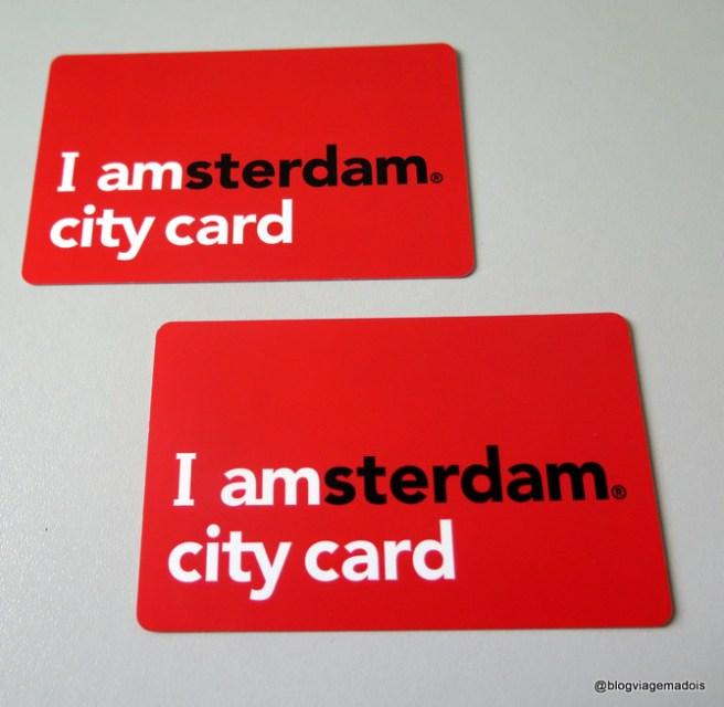 Vale a pena comprar o I Amsterdam Card?