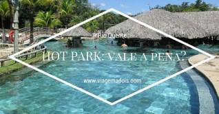 Hot Park no Rio Quente: vale a pena?
