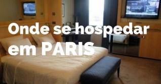Onde se hospedar em Paris – Pullman Paris Montparnasse