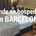 Onde se hospedar em Barcelona – Hotel Catalonia Sagrada Família