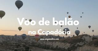 Voo de balão na Capadócia – Royal Ballon