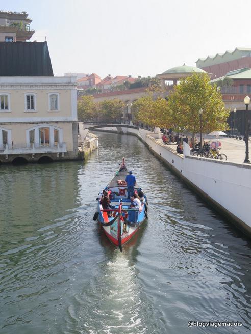 Aveiro: um bate e volta a partir do Porto