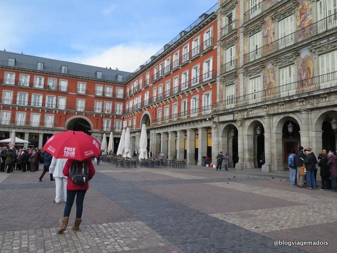 Roteiro de 2 dias em Madri