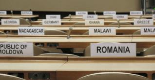 Como é a visita na ONU em Genebra