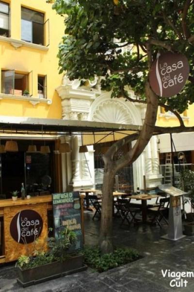 La casa del cafe - Lima