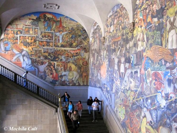 Mural Diego Rivera mexico