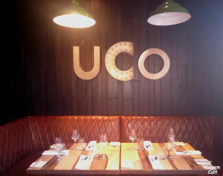 uco restaurant