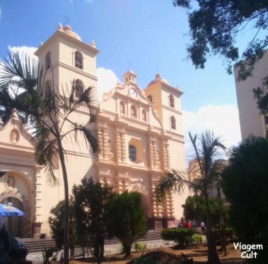 catedral tegucigalpa