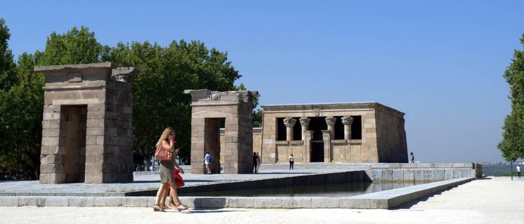 Madrid - Dia 4 - Templo de Debot