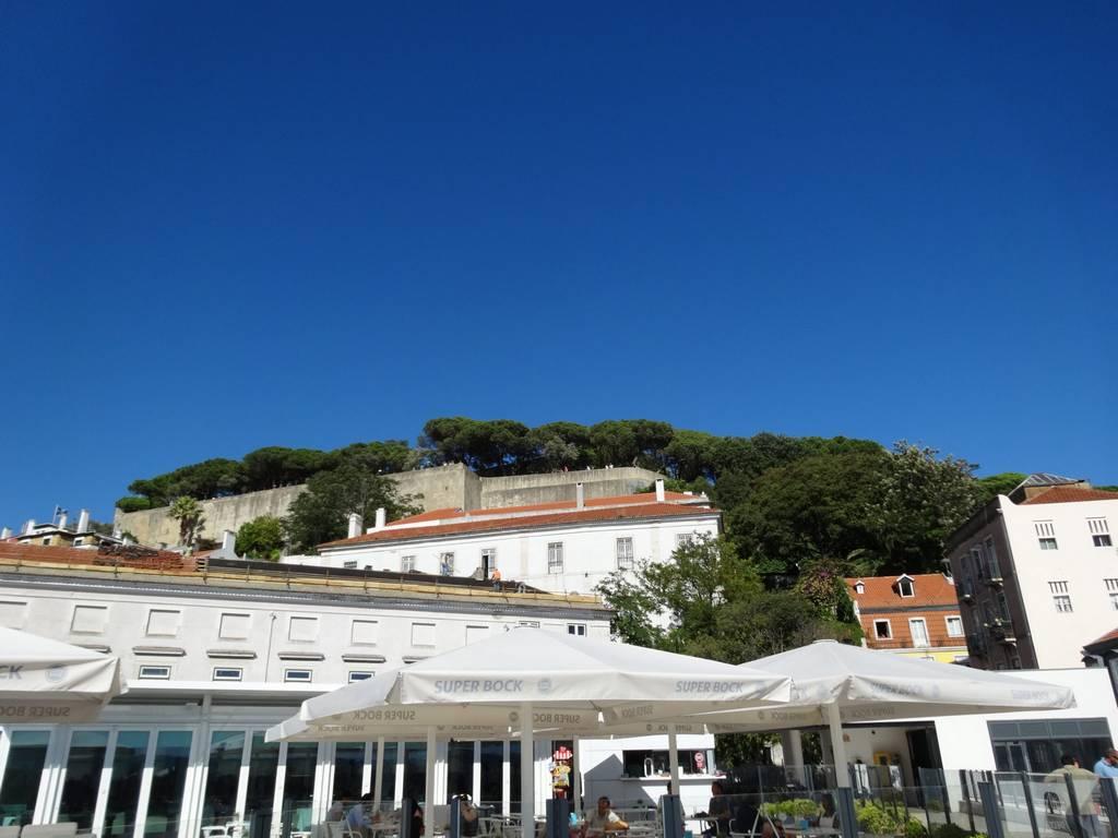 Alternativa para subir até ao Castelo de São Jorge, em Lisboa