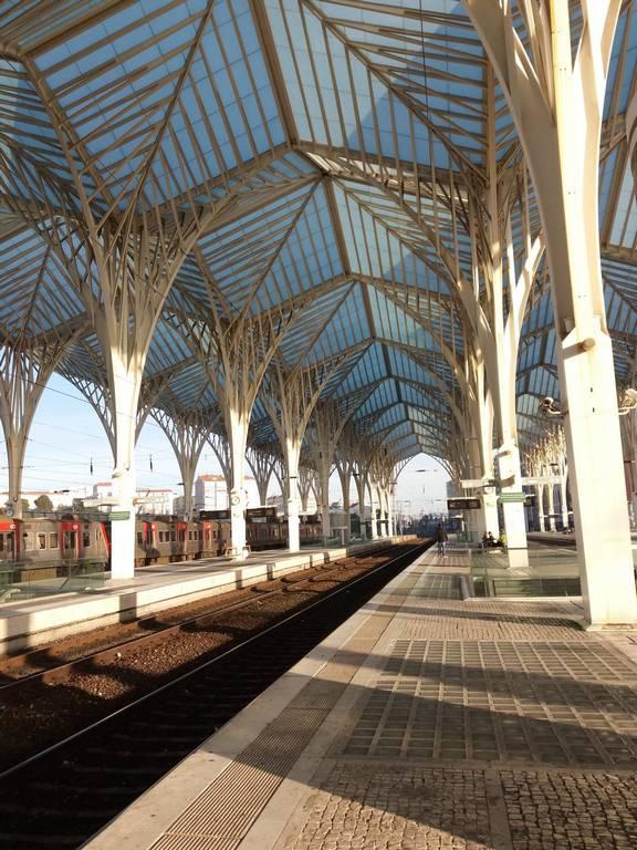 Comboio Lisboa – Porto