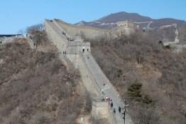 A Grande Muralha, China