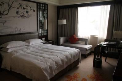 Suite no Grand Link Hotel