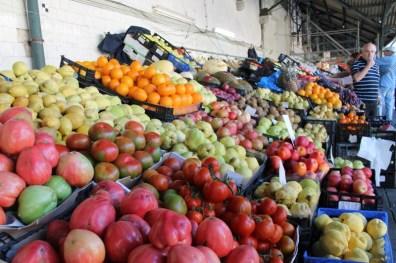 Frutas e Verduras no Mercado do Bolhão