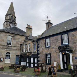 Locações de Outlander na Escócia: Falkaland
