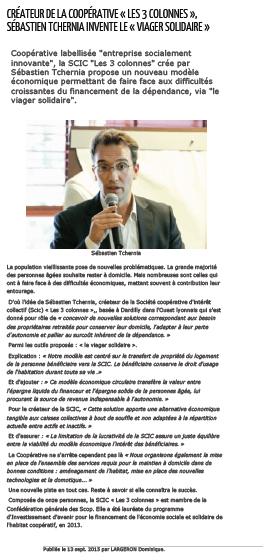 Lyon Entreprise - 09-2015