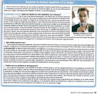 Article Investissement Conseils : Associer la finance équitable et le viager.