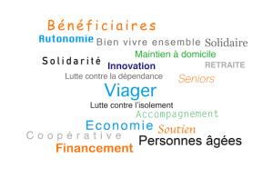 VIAGER SOLIDAIRE – Les valeurs et les objectifs de la SCIC Les 3 Colonnes.