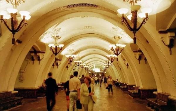 La metropolitana di Mosca: un museo gratuito