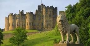 Il castello di Alnwick, ecco come raggiungerlo