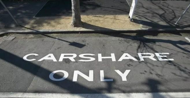 Car Sharing, più lo usi meno lo paghi