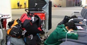 Dormire in aeroporto, i migliori del mondo