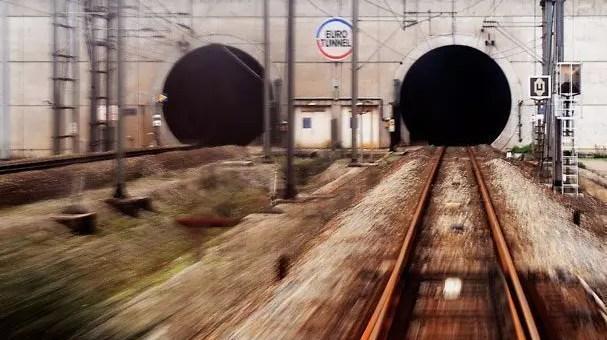 Da Parigi a Londra, Eurotunnel low cost